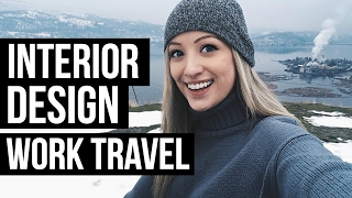 This week I'm taking you with me on my work trip across the country! I work at a firm as a Junior Interior Designer and I'm completing site visits around the country, come along with me as I document my travels and a peak at what it's like to be an interior designer!♡ LET'S BE FRIENDS ♡TWITTER: http://www.twitter.com/ShawnaPatersonINSTAGRAM: https://www.instagram.com/shawnapaterson/?hl=enIf you are a company interested in working with me feel free to contact me via my business email: sweet.taart@yahoo.ca