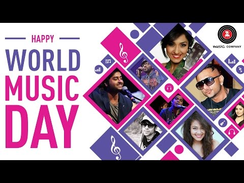 Happy World Music Day   Stay Tuned Stay Happy