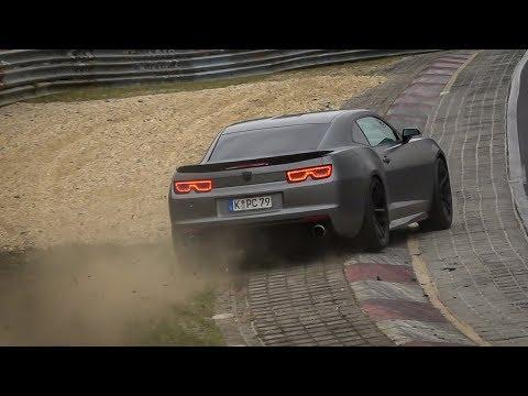 Nordschleife 08 04 2018 - Highlights, CRASH + Almost Crashes & Action!  Touristenfahrten Nürburgring