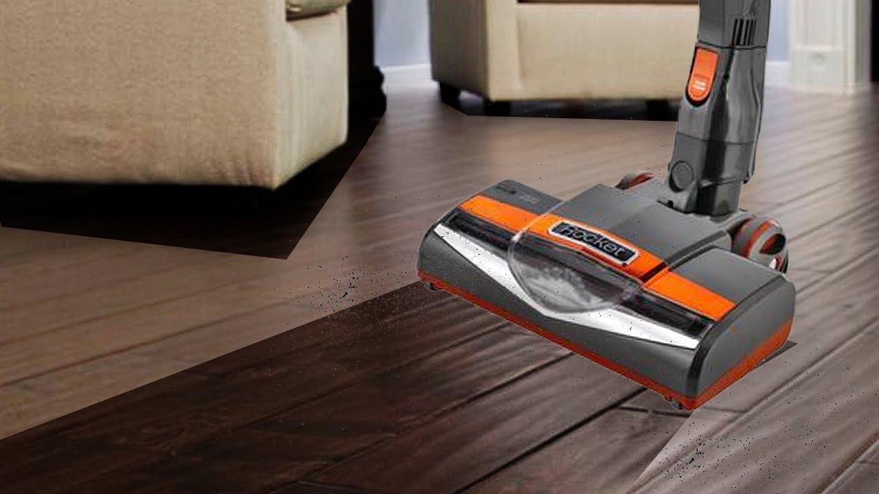 Best Handheld Vacuum Cleaner of 2019 (Ultra-light SharkFLEX Review)