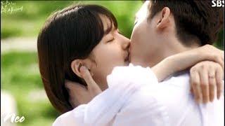 Video [KISS SCENES] Lee Jong Suk x Bae Suzy - While you were sleeping MP3, 3GP, MP4, WEBM, AVI, FLV April 2018