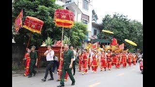 Khai hội Đình - Chùa Lạc Thanh năm 2019