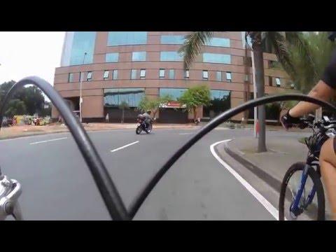 Bananas Bike #6 - Pedal do Maracanã ao Flamengo, em busca de uma Speed para Cláudia Cunha