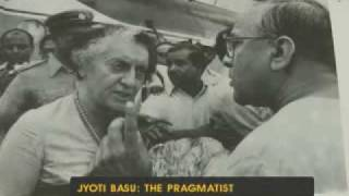 Jyoti Basu: The pragmatist