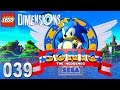 Lego Dimensions #039 Sonic the Hedgehog Level Pack | Let´s Play Lego Dimensions Deutsch
