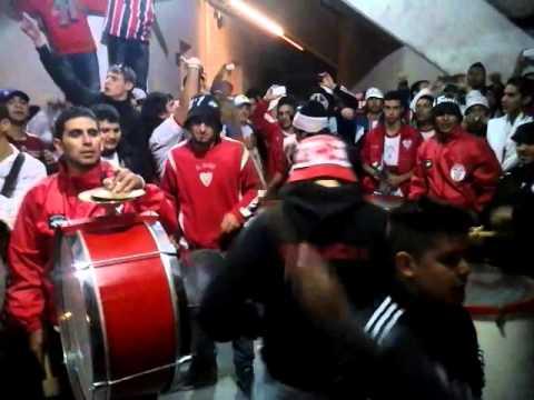 HURACAN LAS HERAS - La Banda Nº 1 - Huracán Las Heras