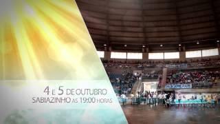 Randy Clark - Conferência Mais Fogo, Mais Unção, Mais Poder - 04 e 05/10/2014 - No Sabiazinho