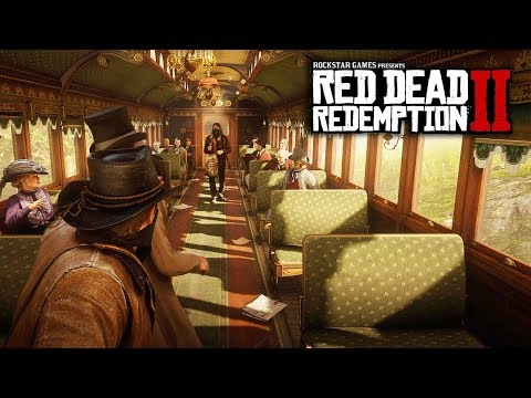 Red Dead Redemption 2 - GAMEPLAY SECRETS! City Heist, Euphoria, Pinkerton Agents, Story & More!