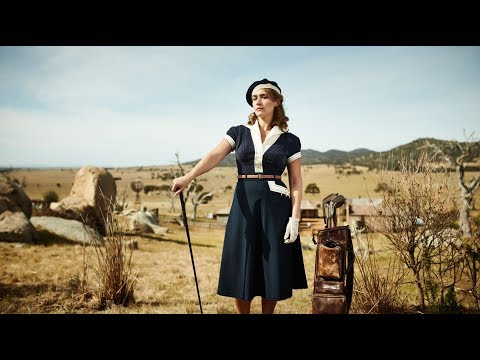 """You moved Tilly"" KATE WINSLET in The Dressmaker"