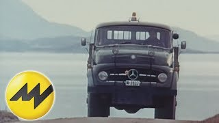 Video Mercedes-Benz Truck Historie MP3, 3GP, MP4, WEBM, AVI, FLV Juni 2018