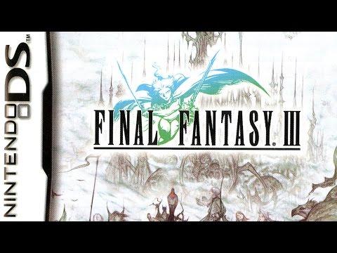 final fantasy iii nintendo ds