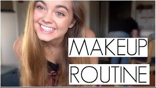 Makeup Routine for Back to School! by Chelsea Crockett
