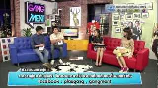 Gang 'Ment 23 January 2014 - Thai TV Show