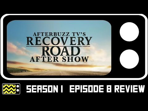 Recovery Road Season 1 Episode 8 Review w/ Sharon Leal | AfterBuzz TV