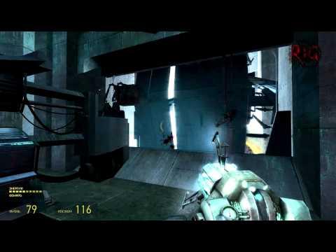 Half-Life 2 Episode One Прохождение с комментариями Часть 2