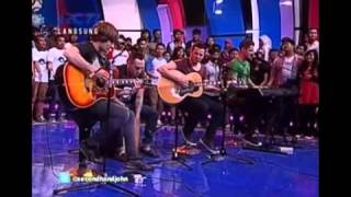 Secondhand Serenade - Fall For You (Acoustic) LIVE in Dahsyat Indonesia