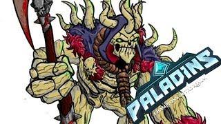 Grover todo remendado!Se vc não tem uma conta no Paladins ainda use este link para criar uma: http://www.paladins.com/play-for-free?ref=PatriotaSite oficial do Paladins: https://www.paladins.com/• Canal de VLOGS: https://www.youtube.com/patriotalife• Twitter: https://twitter.com/kimpatriota• Twitch: https://www.twitch.tv/patriota• Instagram: https://www.instagram.com/kimpatriota• Facebook: https://www.facebook.com/kimpatriotaMusicas / Songs:Tobu - Sound of Goodbye [NCS Release] ( https://www.youtube.com/watch?v=Q5GgD_HvJMs )Krys Talk - Fly Away (JPB Remix) [NCS Release] ( https://www.youtube.com/watch?v=sIqx8ajdShU )Kevin MacLeod - Sticks and Tricks ( https://www.youtube.com/watch?v=IrQH_1rTF3k - http://creativecommons.org/licenses/by/3.0/legalcode )Thumbnail Source: http://golgtracko3o.deviantart.com/art/GROVER-THE-DEATH-ENT-660186263#paladins