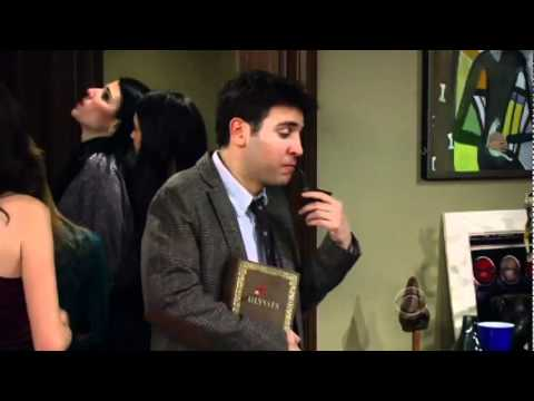 How I Met Your Mother 7.13 Preview