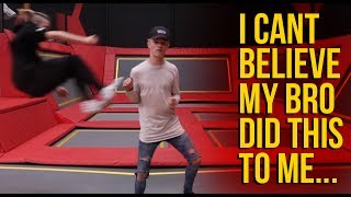 Video I CANT BELIEVE MY BRO DID THIS TO ME... download in MP3, 3GP, MP4, WEBM, AVI, FLV January 2017