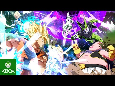 Dragon ball Fighter Z - Bande-annonce de l'E3 2017