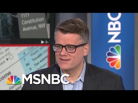 Donald Trump's Tax Break Is Actually Costing Some People Their Refunds | Velshi & Ruhle | MSNBC
