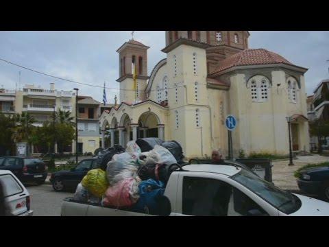 Συγκέντρωση τροφίμων και ρούχων από την  Ιερά Μητρόπολη Αργολίδος