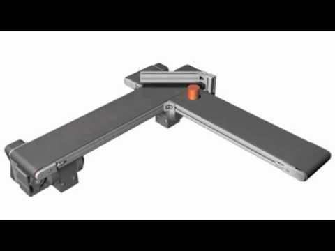 Corner Conveyor - Robotunits