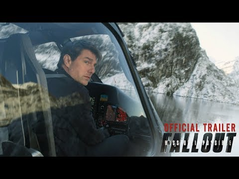 Mission: Impossible – Fallout (2018) – Official Trailer – Paramount Pictures