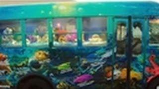 School Bus Aquarium | Tanked!