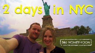 NYC in 2 Days - Mini Guide