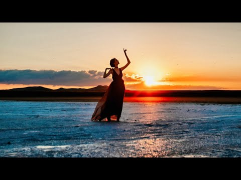 Musica para dormir y relajarse - bellisimo atardecer - meditacion - anti estress (excelente) #