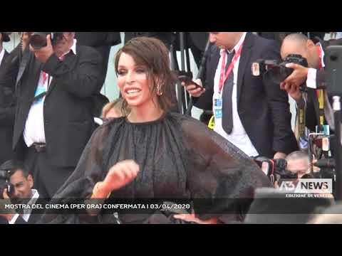 MOSTRA DEL CINEMA (PER ORA) CONFERMATA | 03/04/2020