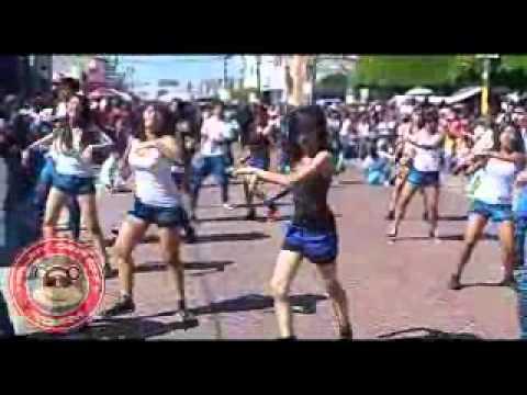 Play Dance Team(Romita Gto) Desfile 2012