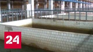 Донецкая фильтровальная станция остановлена из-за обстрела силовиков