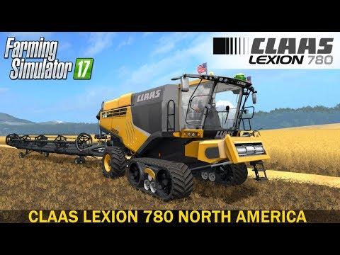 Claas Lexion 780 North America v1.0