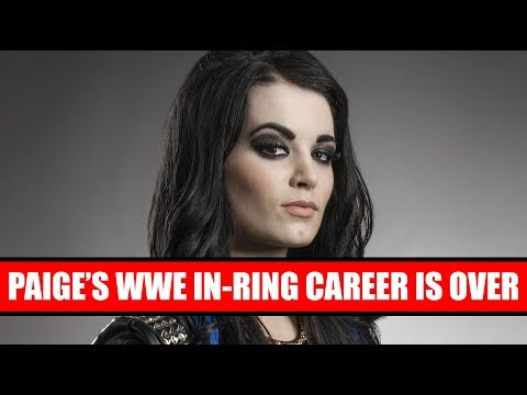 Paige Forced To Retire From WWE In-Ring Career