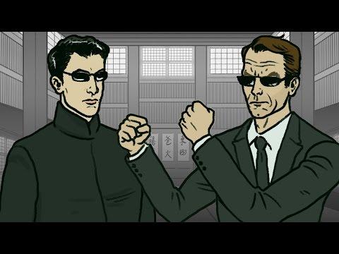 the matrix 3
