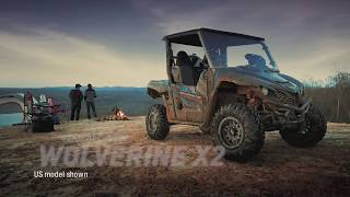 9. 2019 Yamaha Wolverine X2: Ultimate Trail Capability