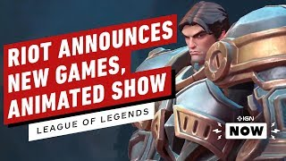 Everything Announced at Riot's League of Legends 10th Anniversary Celebration - IGN Now by IGN