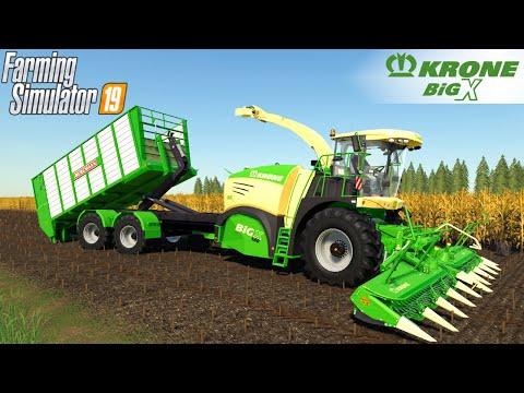 Krone Bigx 580 HKL v1.0.0.0