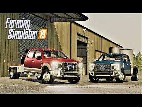 2020 Ford F-Series (F-250, F-350, F-450) v1.2.2.0