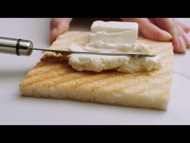 Toast with TARTINA & Mortadella