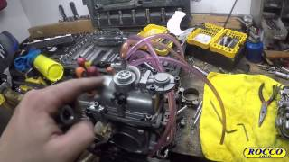 7. How to install a FCR39 carb on a DRZ400 S or SM