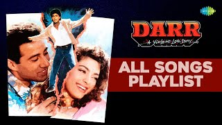 Darr Hindi Movie (1994) - Shahrukh Khan | Juhi Chawla | Sunny Deol - Audio Jukebox