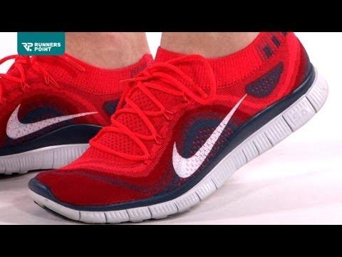Laufschuhe Nike Flyknit Free Herren