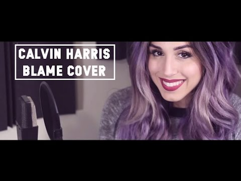 Harris - Calvin Harris - Blame Cover by vChenay Music produced by Gary David Twitter http://www.twitter.com/vchenay Instagram http://instagram.com/vchenay Facebook http://www.facebook.com/vchen...