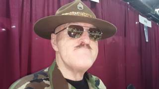 Sgt. Slaughter exclusive interview