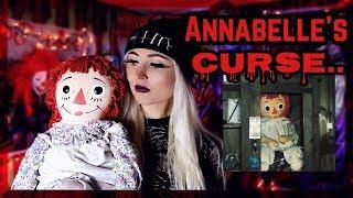 ANNABELLE'S CURSE..