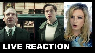 The King's Man Trailer REACTION by Beyond The Trailer