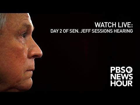 Download WATCH LIVE: Day 2 of Sen. Jeff Sessions confirmation hearing HD Mp4 3GP Video and MP3